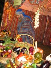 Vegetable Sellar