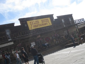 Calico Ghost Town 2