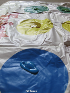 Messy Twister #1