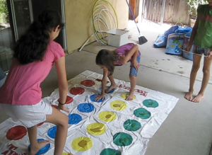 Messy Twister #2