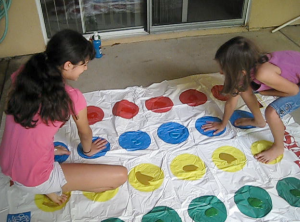 Messy Twister #3