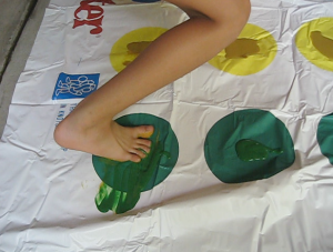 Messy Twister #4