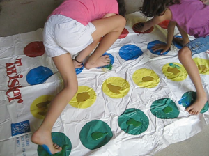 Messy Twister #5