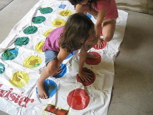 Messy Twister #6