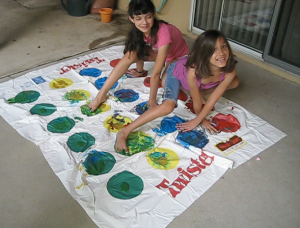 Messy Twister #7