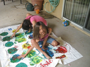 Messy Twister #9