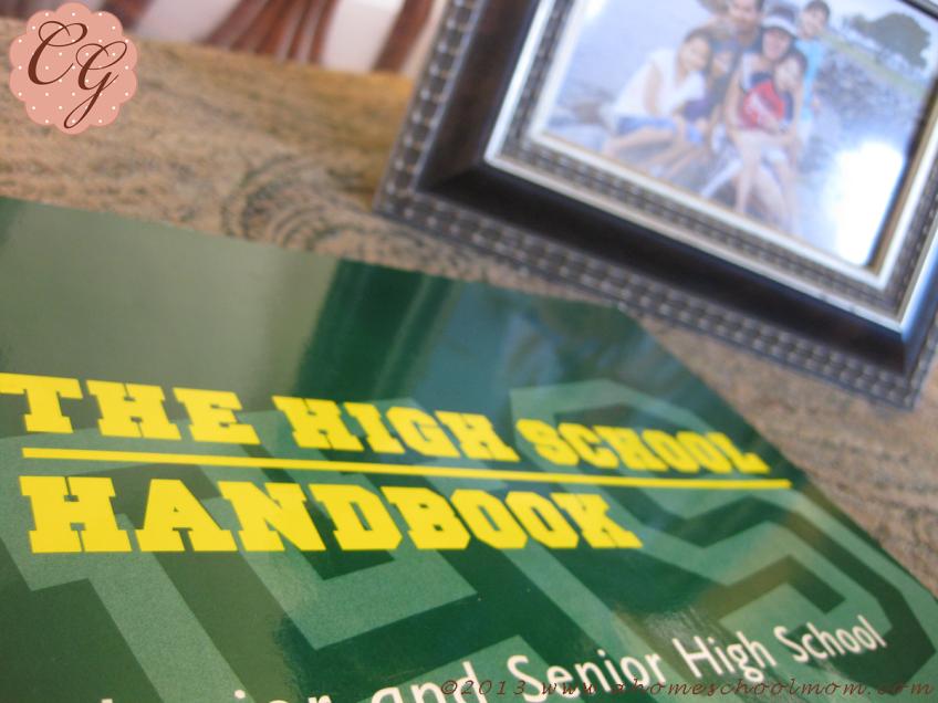 High School Handbook