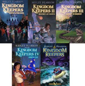 The Kingdom Keepers Books 1-5