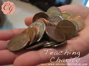 Teaching Charity