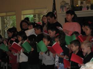 Christmas Caroling (1/4)