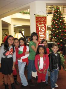 Christmas Caroling (4/4)