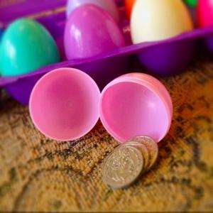 Resurrection Eggs (close-up)