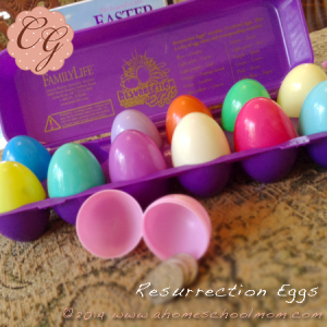 Resurrection Eggs