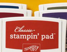 Stampin' Up Ink Pads