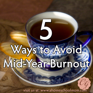 5 Ways to Avoid Mid-Year BurnOut