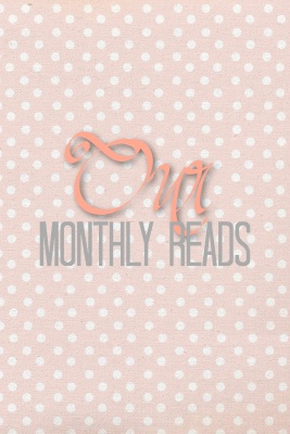 Monthly Reads - Page Logo