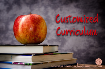 Customized_Curriculum