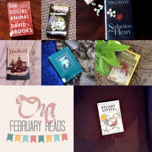 Our February Reads