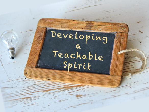 Developing_Teachable_Spirit