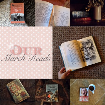 March Reads (2016)