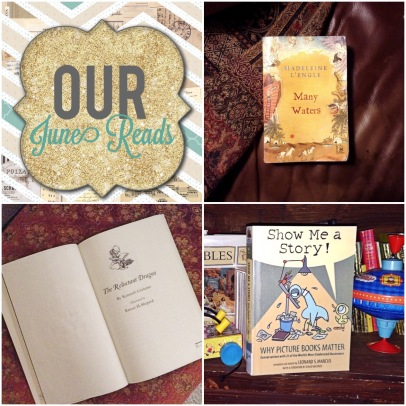 June Reads 2016