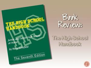High_School_Handbook
