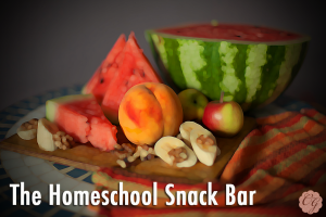 homeschool_snack_bar