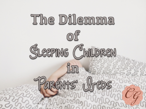 The Dilemma of Sleeping Children in Parents' Beds