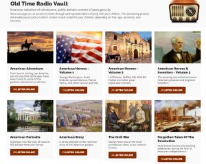 Old_Time_Radio_Vault