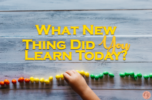 What_New_Thing_Did_You_Learn_Today?