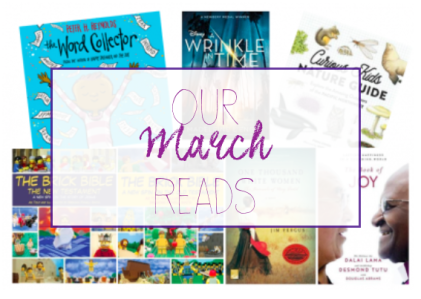 our_march_reads